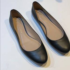 Shoes of prey leather flats